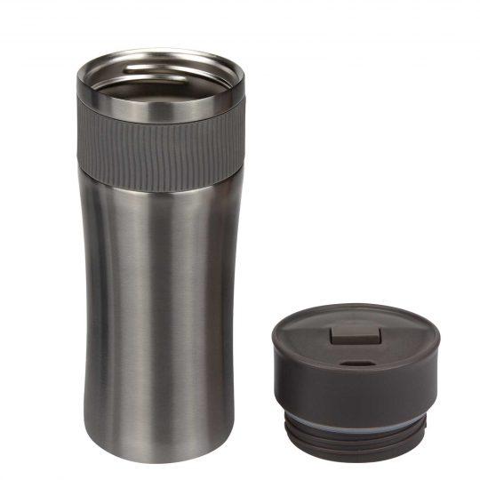 Термокружка вакуумная Polo 500 ml, серая