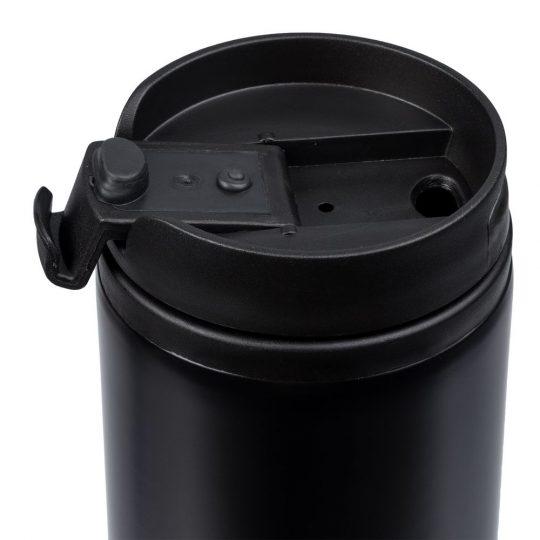 Термостакан Canella, черный