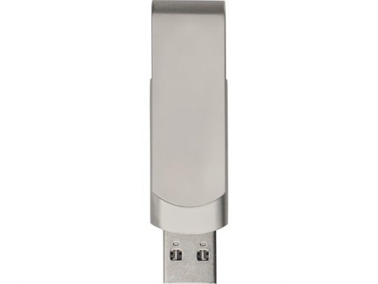 USB-флешка 2.0 на 16 Гб Setup, серебристый (16Gb), арт. 020727703