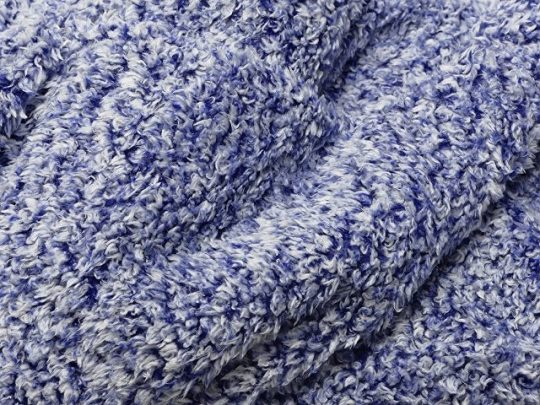 Плед флисовый Ally, темно-синий, арт. 020719003