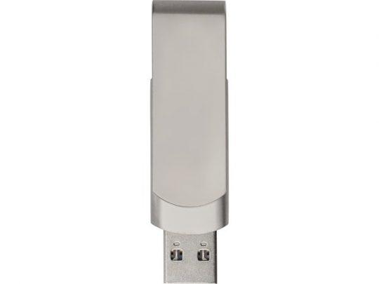 USB-флешка 2.0 на 8 Гб Setup, серебристый (8Gb), арт. 020727803