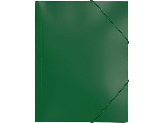 Папка формата А4 на резинке, зеленый, арт. 020728103