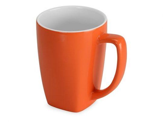 Кружка Айседора 260мл, оранжевый, арт. 020745903