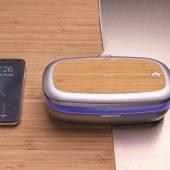 Стерилизатор UV-C Rena с функцией беспроводной зарядки, 5 Вт, арт. 020732506