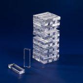 Игра Acryllic Tower, прозрачная