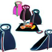 Cумка-трансформер Lunch Bag, неопреновая