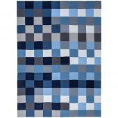 Плед Farbe, синий