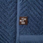 Полотенце Morena, среднее, синее