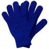 Перчатки Real Talk, синие, размер S/M