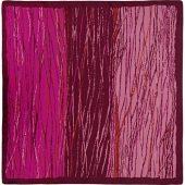 Платок бордовый 520*520 мм в подарочном мешке, арт. 020950403