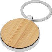 Круглый брелок Nino из бамбука, дерево, арт. 021676803