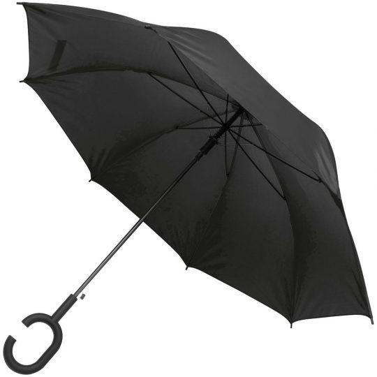 Зонт-трость Charme, черный