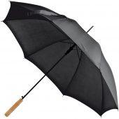 Зонт-трость Lido, черный