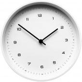 Часы настенные White, белые