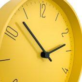 Часы настенные Silly, желтые