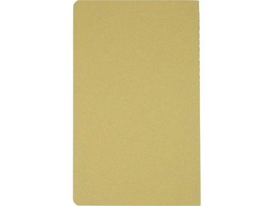 Блокнот Fabia с переплетом, изготовленный из рубленой бумаги, оливковый, арт. 021674203