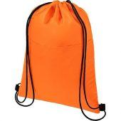 Сумка-холодильник Oriole на шнуровке на 12банок, оранжевый, арт. 021641203