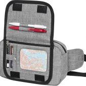 Поясная сумка Hoss, heather medium grey, арт. 021643203