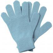 Перчатки Real Talk, голубые, размер S/M