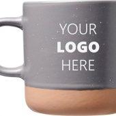 Be Inspired 360 ml керамическая кружка, серый, арт. 021676403