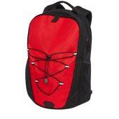 Рюкзак Trails, черный/красный, арт. 021623903
