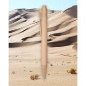 Шариковая ручка Terra из кукурузного пластика, песочный, арт. 021633003