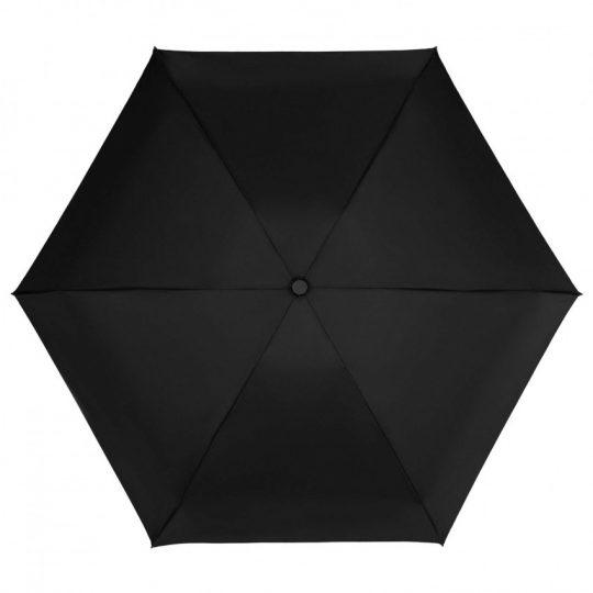 Зонт складной  Salana, черный