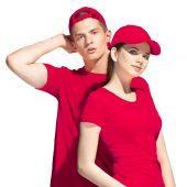 StanComfort Бейсболка 11_Красный (14) (56-58)