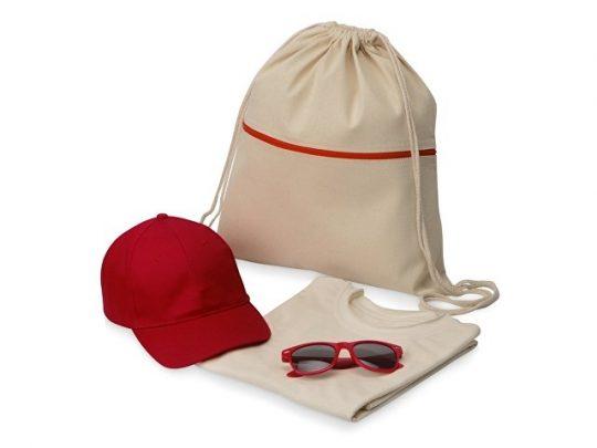 Набор для прогулок Shiny day, 3XL, красный (3XL), арт. 022903403