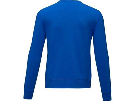 Мужской свитер Zenon с круглым вырезом, cиний (L), арт. 022887003