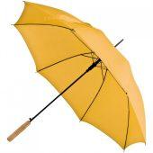 Зонт-трость Lido, желтый