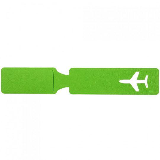 Багажная бирка Devon, зеленая
