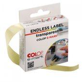 Клейкая лента для принтера Colop e-mark, прозрачная
