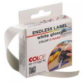 Клейкая лента для Colop e-mark, белая