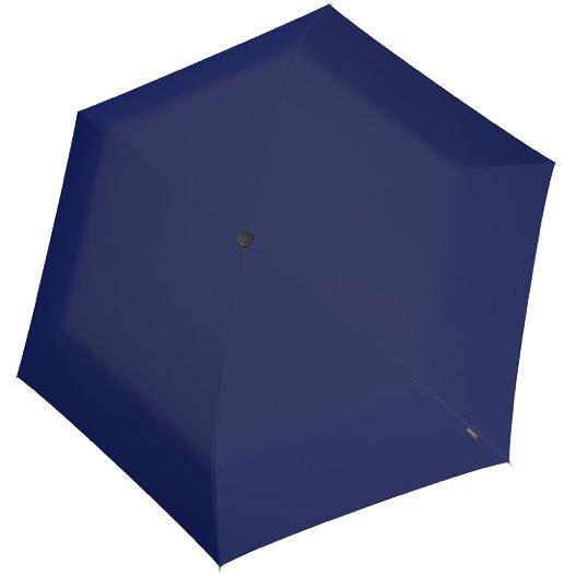 Зонт складной US.050, темно-синий