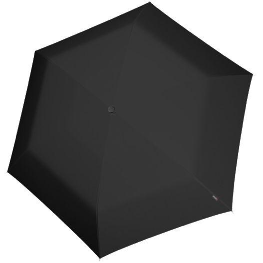 Складной зонт U.200, черный