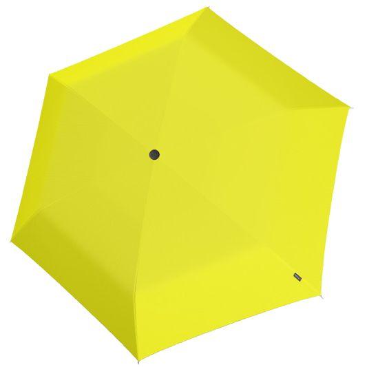 Складной зонт U.200, желтый