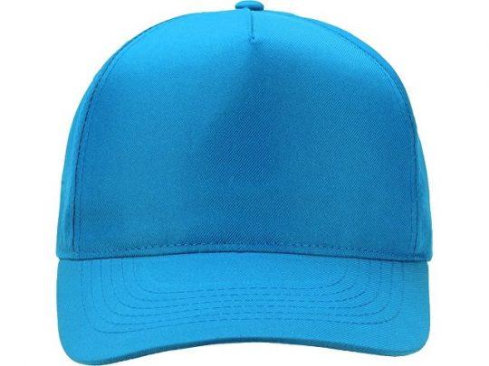 Бейсболка Poly 5-ти панельная, голубой (56), арт. 022866703