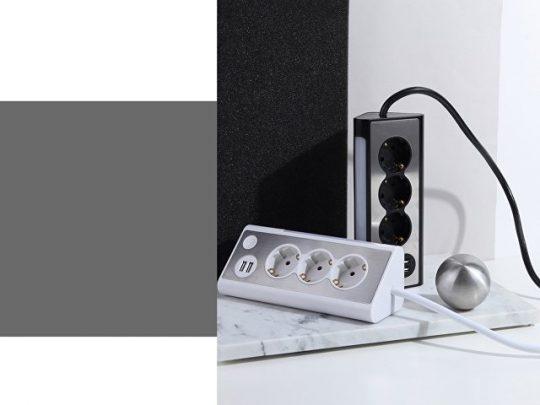 Сетевой фильтр Rombica NEO TRINITY – White, арт. 022902303