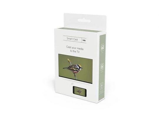 Беспроводной медиа-стример Rombica Smart Cast v06, арт. 022901903