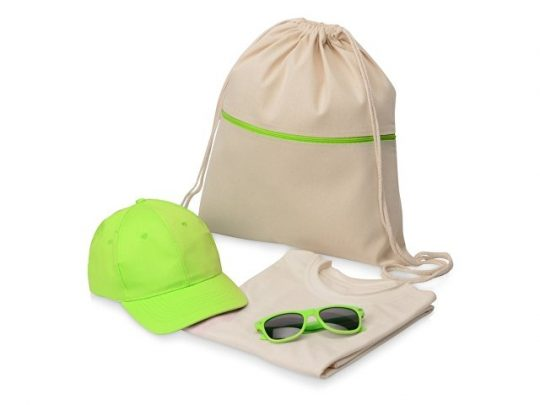 Набор для прогулок Shiny day, XL, зеленое яблоко (XL), арт. 022904803