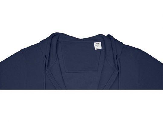Мужская толстовка на молнии Theron, темно-синий (4XL), арт. 022872303