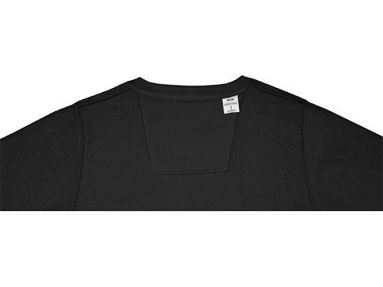 Женский свитер Zenon с круглым вырезом, черный (3XL), арт. 022892803