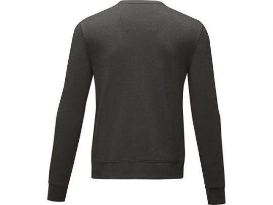 Мужской свитер Zenon с круглым вырезом, storm grey (L), арт. 022883603
