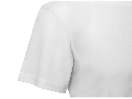 Футболка HD Fit короткий рукав с эластаном_M, мужская,белый (M), арт. 022288503