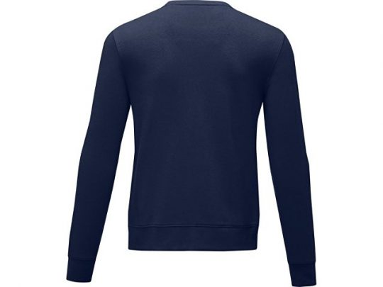 Мужской свитер Zenon с круглым вырезом, темно-синий (2XL), арт. 022885403