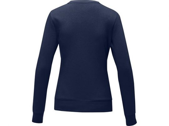 Женский свитер Zenon с круглым вырезом, темно-синий (M), арт. 022892603