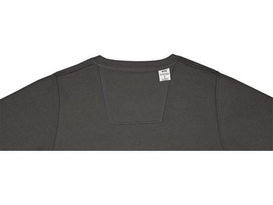 Женский свитер Zenon с круглым вырезом, storm grey (XL), арт. 022891203