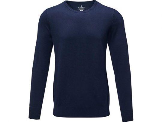 Мужской пуловер Merrit с круглым вырезом, темно-синий (3XL), арт. 022287003
