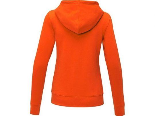 Женская толстовка на молнии Theron, оранжевый (L), арт. 022880303